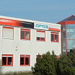 OPTEG Firmensitz in Leipzig